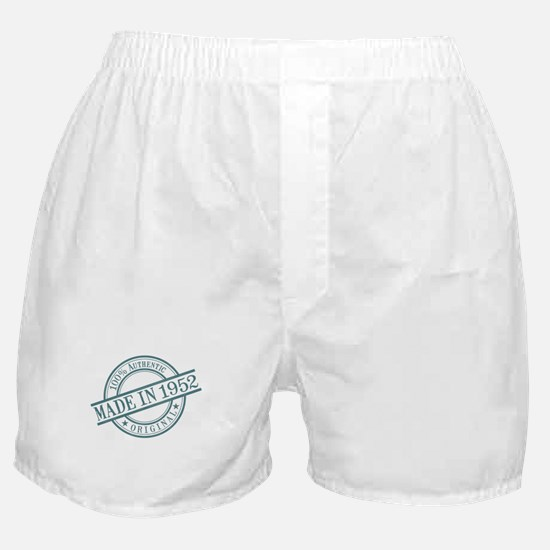 Made in 1952 Boxer Shorts