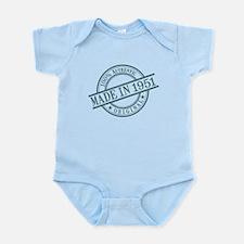Made in 1951 Infant Bodysuit