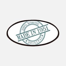 Made in 1951 Patches