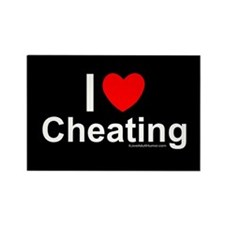 Cheating Rectangle Magnet