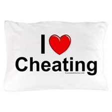 Cheating Pillow Case