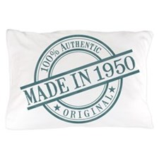 Made in 1950 Pillow Case