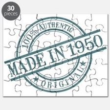 Made in 1950 Puzzle