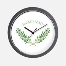 - ROSEMARY - Wall Clock