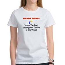 3-GreatestKindergartenteacher T-Shirt