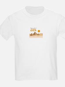 Pyramids Giza T-Shirt