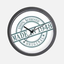 Made in 1948 Wall Clock