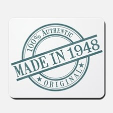 Made in 1948 Mousepad