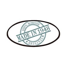 Made in 1948 Patches