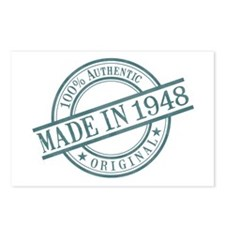 Made in 1948 Postcards (Package of 8)