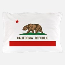 California State Flag Pillow Case