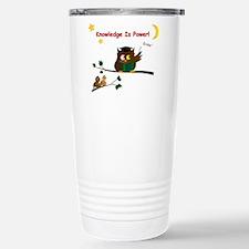 Teaching Wise Owl Travel Mug