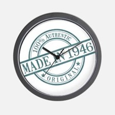 Made in 1946 Wall Clock