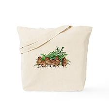 Baby Chick Vegan Tote Bag