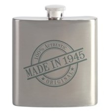 Made in 1945 Flask