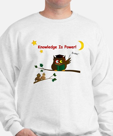 Teaching Wise Owl Jumper