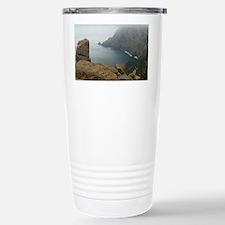 cape pillar rain Travel Mug