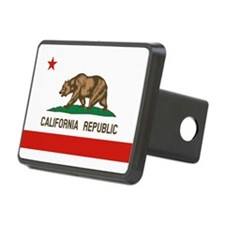 California State Flag Hitch Cover
