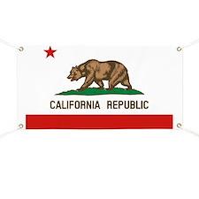 California State Flag Banner