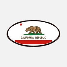 California State Flag Patches