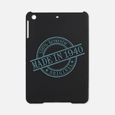 Made in 1940 iPad Mini Case