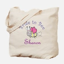 Sharon Bride to Bee Tote Bag