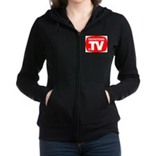 TestPattern_20121102 Women's Zip Hoodie