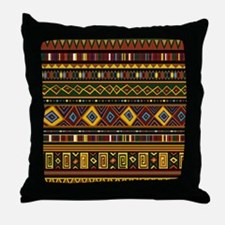 Southwest Weave Throw Pillow
