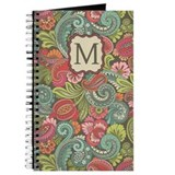 Paisley Journals & Spiral Notebooks