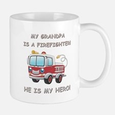 MY GRANDPA IS A FIREFIGHTER Mug