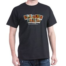 Whatiswonderfalls T-Shirt (dark)