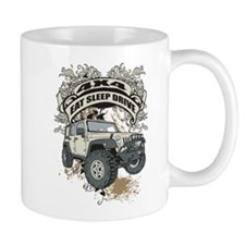 Eat Sleep Drive 4x4 Mug