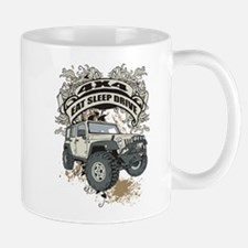 Eat Sleep Drive 4x4 Mug