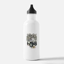 Eat Sleep Drive 4x4 Water Bottle