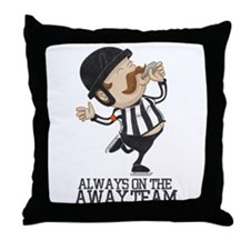Referee Throw Pillow