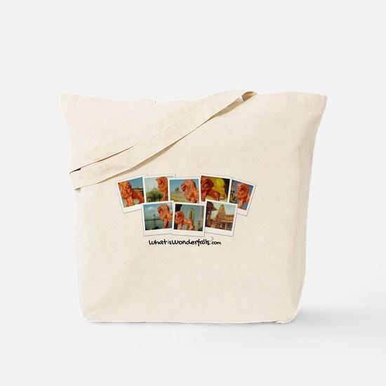 Whatiswonderfalls Tote Bag