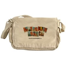Whatiswonderfalls Messenger Bag