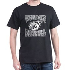 Wildcats Football T-Shirt