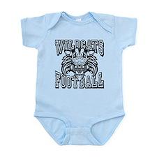 Wildcats Football Body Suit