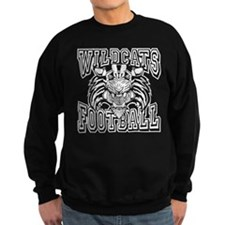 Wildcats Football Sweatshirt