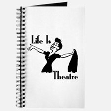 Life Is Theatre Retro Theater Journal