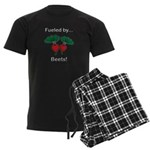 Fueled by Beets Men's Dark Pajamas