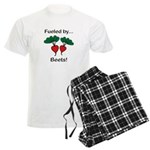 Fueled by Beets Men's Light Pajamas