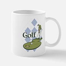 Classic Golf Mug