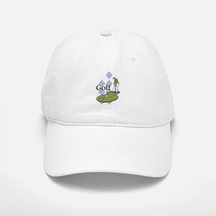 Classic Golf Baseball Baseball Cap