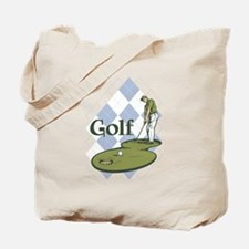 Classic Golf Tote Bag