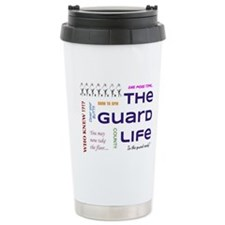 guard life Travel Mug