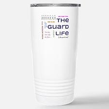 guard life Travel Mug