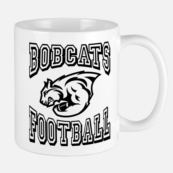 Bobcats Football Mugs