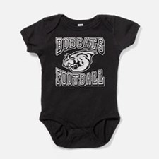 Bobcats Football Baby Bodysuit